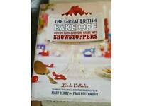 Bake Off cookery book