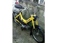 Puch Maxi N moped