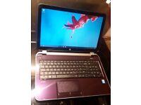 HP Pavilion 15-n200sa TouchSmart Pentium Quad Core 6GB 120ssd