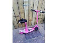 Razor electric scooter E100s GIRLS