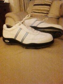 Ladies ecco golf shoes £60 ono absolutely mint condition