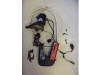 Briggs Stratton 90000 series starter motor and related System 3 parts