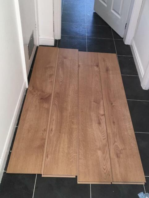 Oak Laminate Flooring In Uddingston Glasgow Gumtree