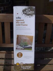 WILKINSONS AGAINST THE WALL CLOCHE/COLD FRAME BNIB