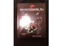 Shadowrun RPG 5th Edition Corebook