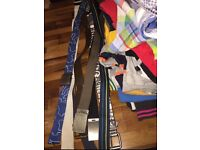 Bundle of boys clothes age 10-13