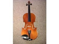 Full-Size Violin by Paesold/Schroetter