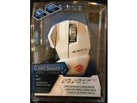 Quick sale!! NEW Mad Catz Wireless Bluetooth Mouse for PC, TV, Mac ,Mobile + Gaming