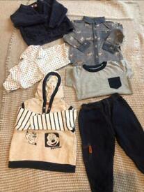 Boys clothes bundle age 9-12 months Sidcup