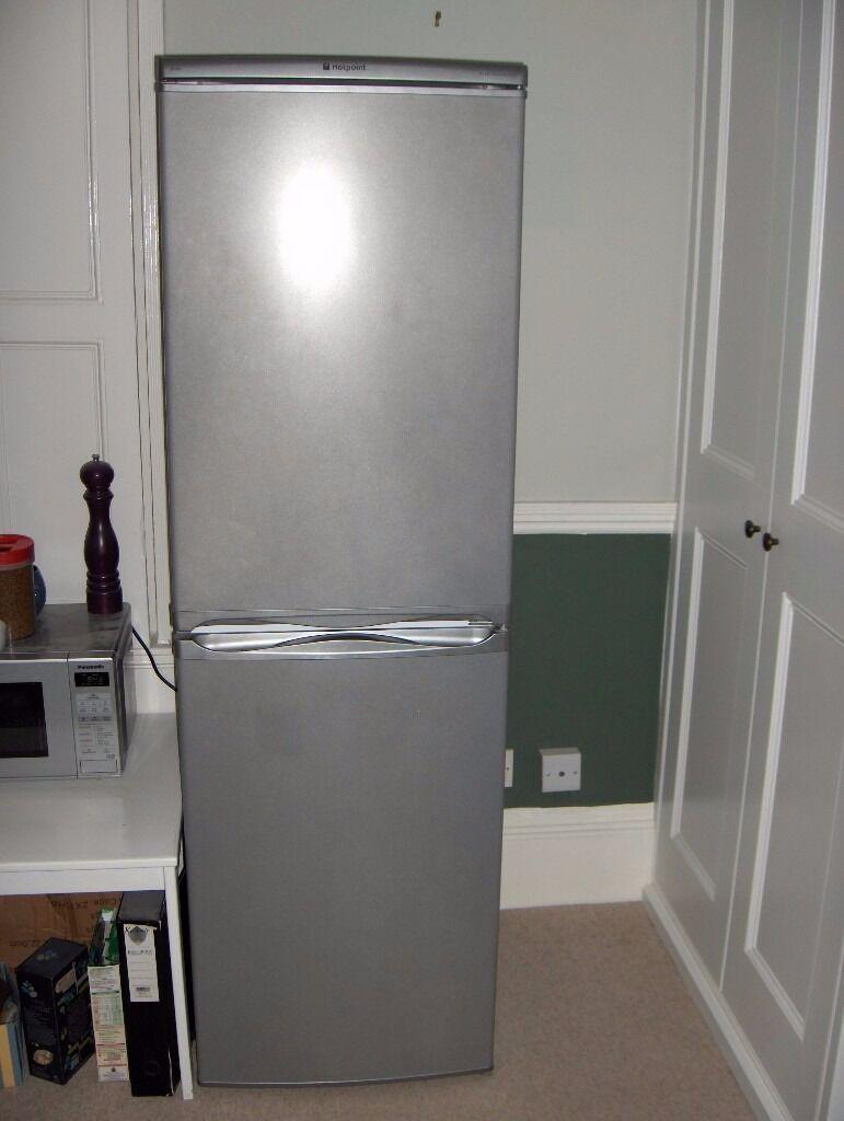 Hotpoint HBD5517S A Fridge Freezer Silver Source · Hotpoint Fridge Freezer RFA52  Iced Diamond in Bath Somerset