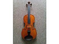 Gewa Violin, Romania 2012 - New Christmas Price !