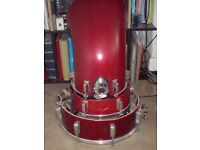 Intermediate Percussion player
