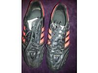 adidas molded football boots