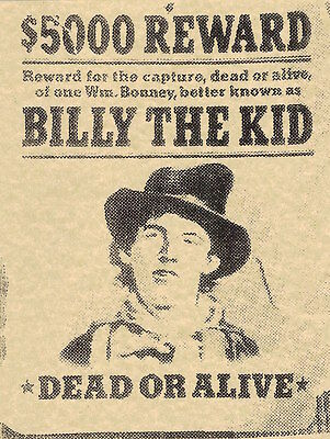 Billy The Kid Trading Co