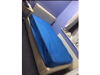 Large single bed excellent condition