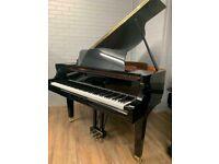 Yamaha GC1 SH Silent Grand Piano circa 2007 |Belfast Pianos | Black || Belfast|| Free delivery ||