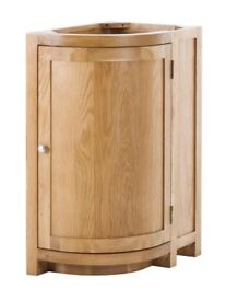 Right Curved End Cabinet (SOK-009R)