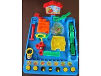 Screwball Scramble crazy obstacle course game by Tomy - age 5+