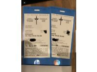 2 tickets for 30 seconds to mars in hannover with 3 night stay and flights from london stansted