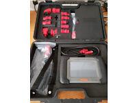 Autel ds708 OEM Pro diagnostics scanner fully boxed