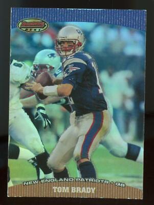 2004 Bowman's Best #15 Tom Brady