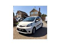 Toyota Aygo Ice VVT-i 62 plate. One owner from new