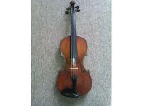 Violin - German. Early 20th Century