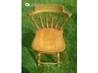 Kitchen high stool chair.