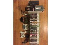 Xbox 360 Job Lot - 40 Games, 3 Controllers
