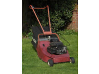 18 inch Mountfield Petrol Lawnmower Briggs Stratton