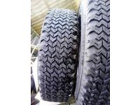 Two colway rally plus 185/70/15 only £30 each