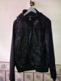 mckenzie mens black jacket