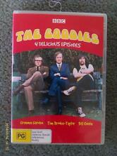 like new BBC The goodies 4 delicious episodes COMEDY Devonport Devonport Area Preview