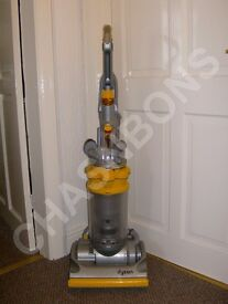 DYSON DC14 TELESCOPIC REACH WASHABLE FILTER BAGLESS UPRIGHT VACUUM CLEANER