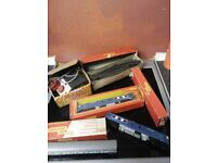pullman train set /controller track all boxed