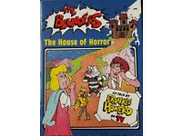 The Blunders The House of Horror Books/book - Packaging costs are free if posted
