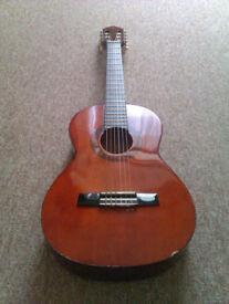 Valencia Half-Size Guitar