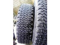 2 tyres 185x70x15 great tread £20 each