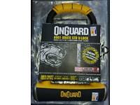 OnGuard Brute STD 8001 heavy duty D lock