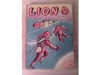 Lion Annual 1956
