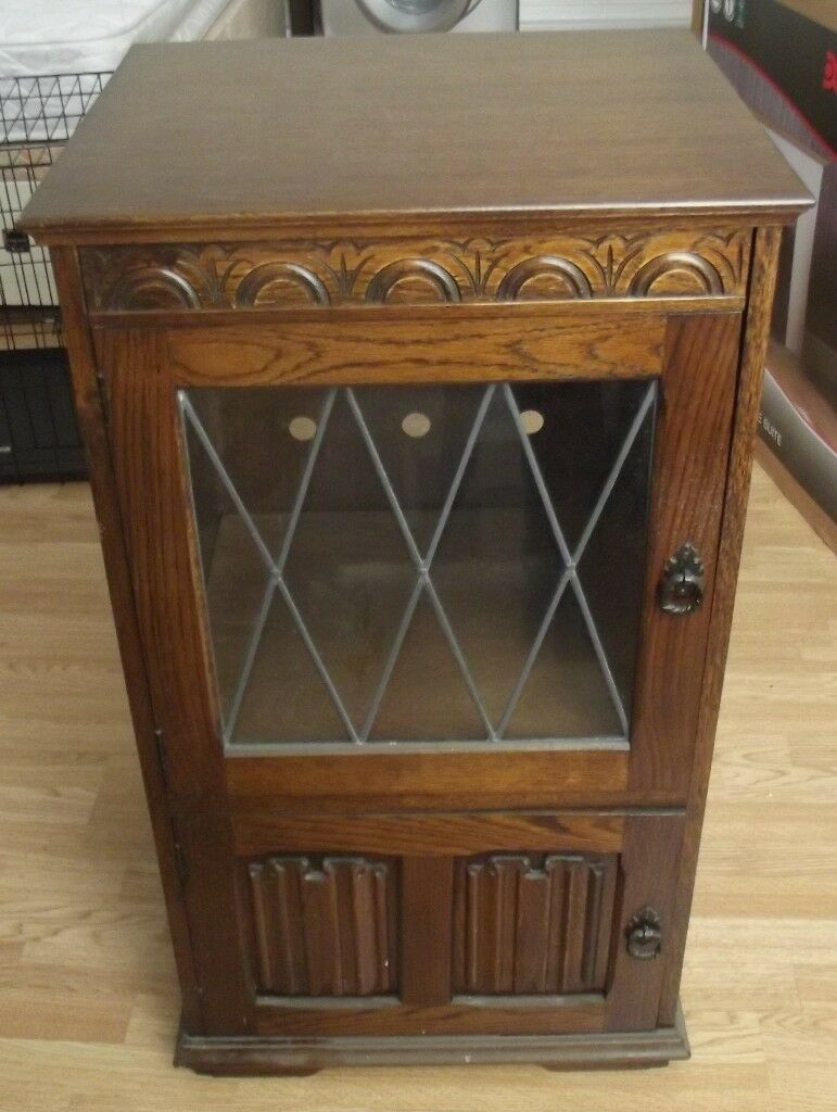 Traditional Dark Wood Record Player Stereo Cabinet Morley West Yorkshire Gumtree
