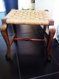 TRULY LOVELY VERSATILE SOLID REAL WOOD STOOL, SEAT, CHAIR