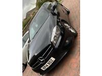 Black Mercedes A Class A180 CDI ECO SE 5dr