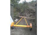 Combination boat trailer(s)