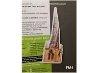 Fridge Magnets Chesterfield Crooked Spire