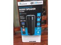 Bluetooth Buddy Speaker with Amazon Alexa boxed