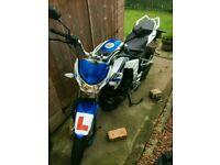 Lexmoto Venom 125 Motorbike / Motorcycle