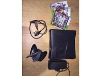 Xbox 360 elite black (one ps3 PS4)