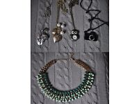 All jewellery for £15!