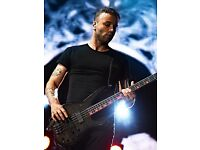 BASS PLAYER needed - Main influences: MUSE/DREAM THEATER